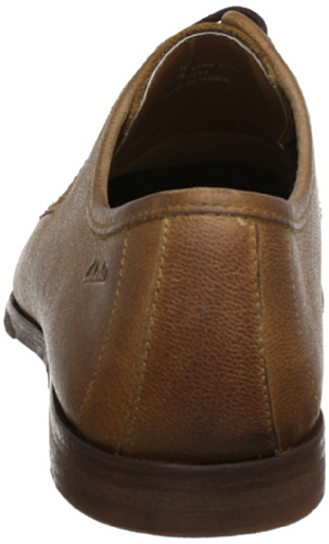Clarks Euston Walk 20352662 Herren Derbys Braun (Tobacco Leather)