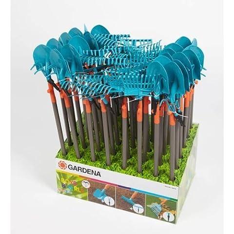 10x 3piezas infantil Juego de herramientas de jardín Gardena Guardería dispositivos Niños Gärtner Conjunto de dispositivos Jardín