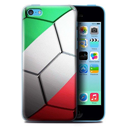 Coque de Stuff4 / Coque pour Apple iPhone 5C / Portugal Design / Nations de Football Collection Italie/Italien