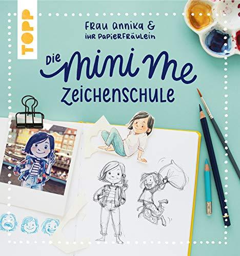 Mini-handbuch (Frau Annika und ihr Papierfräulein: Die Mini me Zeichenschule: Mit Bildergalerie und Vorlagen zum Download)