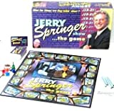 jerry springer show-the board game by tdc games