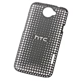 HTC HC C704 One X Hard shell Case grau