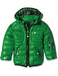 Peak Mountain Lecapti - Chaqueta para niño, color verde, tamaño 24 meses