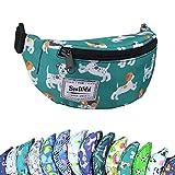 Rawstyle Bauchtasche, Hüfttasche für Kinder, vestellbarer Hüftgurt, (Modell 13)