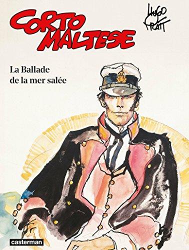 Corto Maltese (Tome 1) - La Ballade de la mer salée (PRATT) (French Edition)