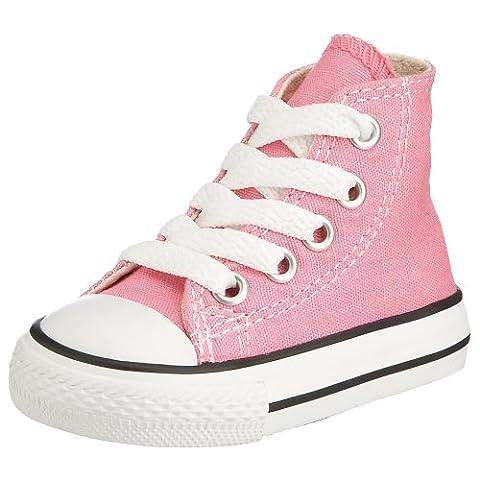 Converse Ctas Core Hi 015860-21-13, Unisex-Kinder Sneaker, Pink (Rose), EU 26