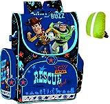 Toy Story 4 - Zainetto ergonomico per la scuola, con parapioggia