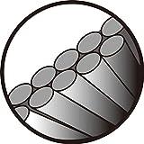 Outwell Erwachsene Schlafsack Contour, Black, 225 x 90 cm, 230084 - 6