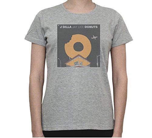 J DILLA DONUTS Women's T-Shirt