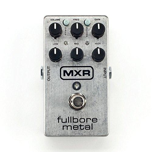 Dunlop MXR Fullbore Metal - Pedal Gate Guitar Noise