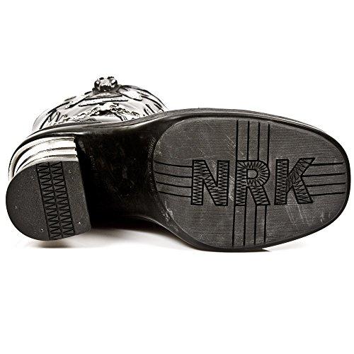 New Rock M.8304-S1 Black