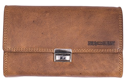 hill-burry-unisexy-wallet-waiters-wallet-high-quality-leather-long-wallet-brown