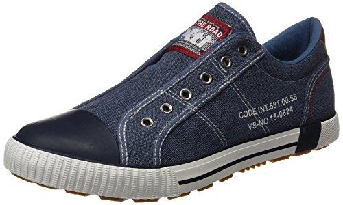 Xti 046508, Chaussures homme Bleu