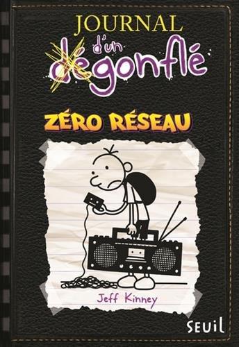 Journal d'un dégonflé - tome 10 Zéro réseau (10)