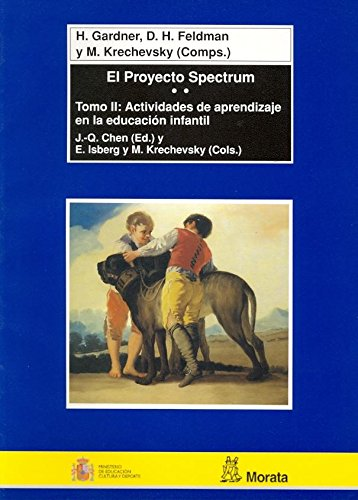 El proyecto Spectrum: El Proyectro Spectrum: 2 (Coedición Ministerio de Educación) por David Feldman