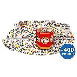 Educa – Lince-Edición Familia Juego de Mesa, Multicolor, 400 imágenes (16146)