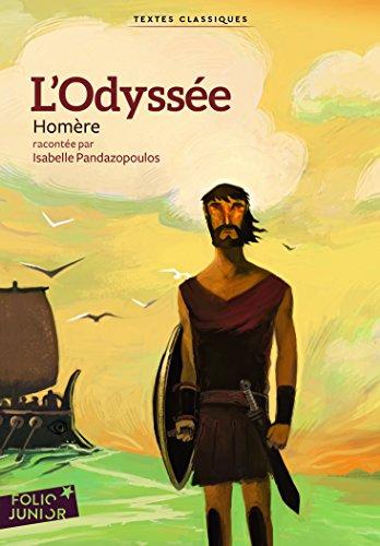 L'Odyssée (Folio Junior) por Homère