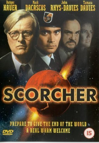 Scorcher [DVD] by Mark Dacascos
