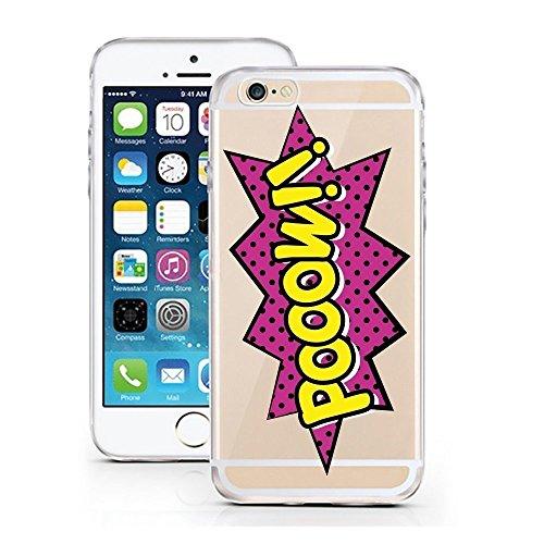 Blitz® PUSHER 2 motifs housse de protection transparent TPE iPhone attrapeur de rêve M16 iPhone 5c Pooow M10