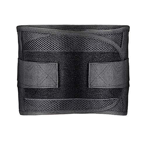 STSERI Apoyo para el Dolor, Alivio del Dolor Cinturón para Alivio del Refuerzo para el Dolor, diseño de férula Compuesto con Amplia Cobertura, para Alivio del Lumbar,XL