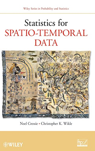 Spatio-Temporal Data (Wiley Series in Probability and Statistics) por Noel Cressie
