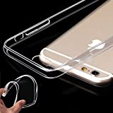 KraftLink Crystal Clear Ultra Thin Smooth Transy Transparent TPU Soft Silicon Case Back Cover For Intex Cloud Crystal 2.5D