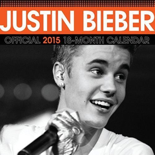 Justin Bieber 2015 Square 12x12 Bravado by BrownTrout (2014-07-15)