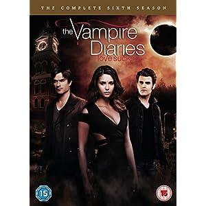 The Vampire Diaries - Season 6 [DVD] [2015]
