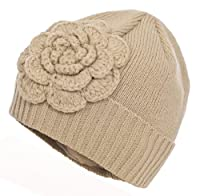 Trespass Girl's Binky Hat - Sandy, Age 5-7