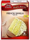 #9: Betty Crocker French Vanilla Cake Mix, 520g