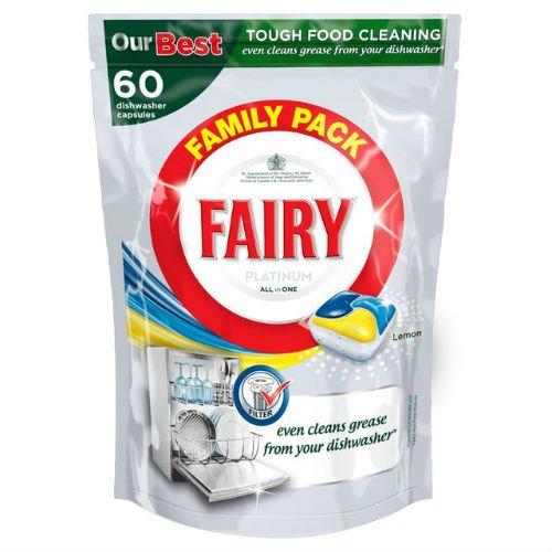 fairy-platinum-lavastoviglie-compresse-limone-60-per-confezione-di-6