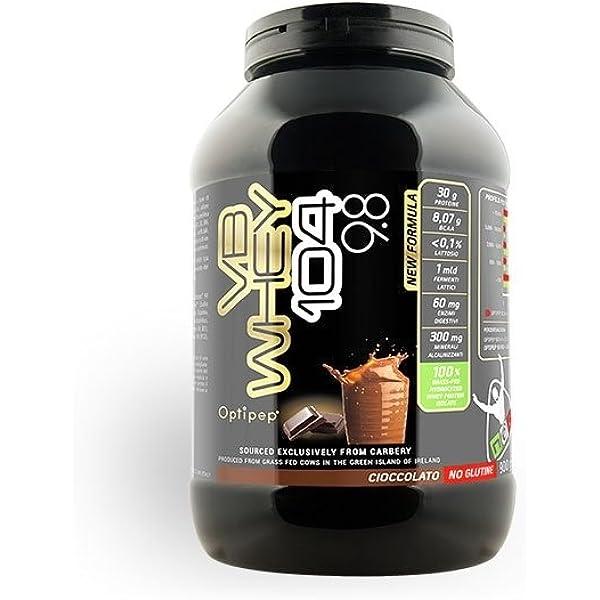 Aislado de proteína hidrolizado por una enzima, sabor a ...