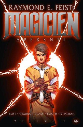 Magicien, Tome 1: Apprenti