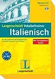 Langenscheidt Vokabeltrainer 4.0 Italienisch