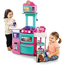 Little Tikes Cook 'n Store Cocina (rosa)