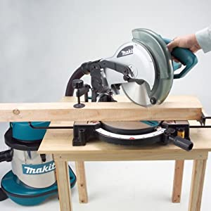 Makita MLS100 240 V 255 mm Electric Saw