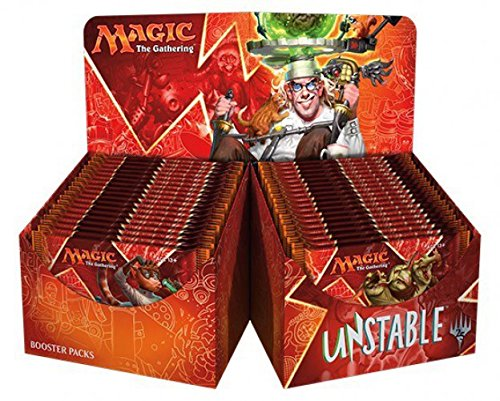 Usado, Magic The Gathering MTG-ust-BD-en inestable Trading segunda mano  Se entrega en toda España
