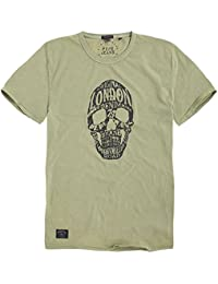 Tee Shirt Pepe Jeans Robinson PM50220 Washed Combat 722