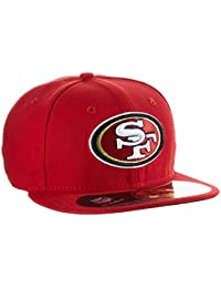 San Francisco 49ERS Cappy AUTHENTICS, 6 7/8