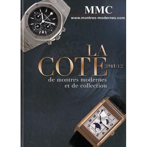 La cote de montres modernes et de collection