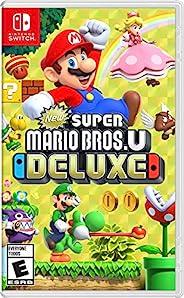 Super Mario Bros U Deluxe (Nintendo Switch)
