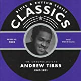 Songtexte von Andrew Tibbs - Blues & Rhythm Series: The Chronological Andrew Tibbs 1947-1951