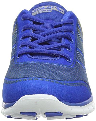 Gola - G-Blast, Scarpe Sportive Outdoor per bambini e ragazzi Blu (Blue (Reflex Blue/Silver))