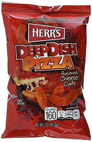 Herr Käse Curls Deep Dish Pizza, 14er Pack (Französisch Dish)