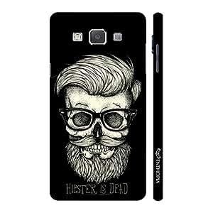 Enthopia Designer Hardshell Case Skull 4 Back Cover for Samsung Galaxy E7