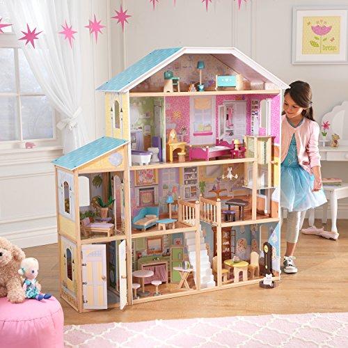 KidKraft Puppenhaus Mäjestätische Villa - 3