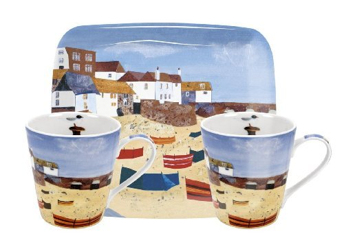pimpernel-st-ives-windschutz-tasse-und-tablett-set