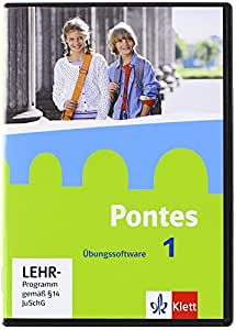Pontes1. Schülersoftware: Lateinisches Unterrichtswerk