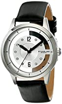 Stuhrling Original Damen-Armbanduhr Winchester 946L Analog Quarz Leder 946L.01