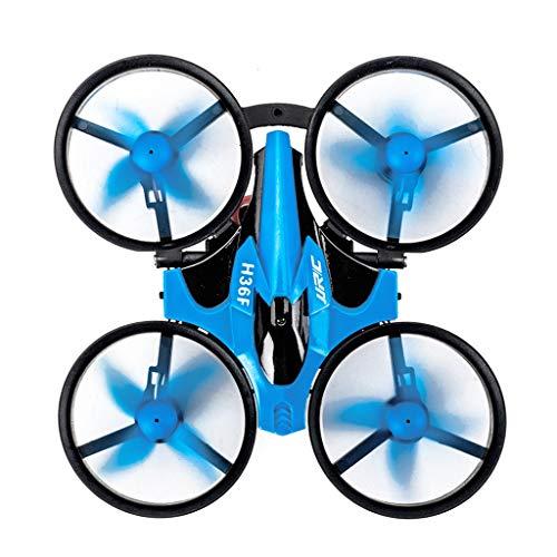 Drei in eins Abnehmbar Meer Land und Luft Quadcopter mit Fernbedienung Mit einem Knopf zurück JJR/C H36F TERZETTO 3 In 1 Fliegen Boot Fahren Modus RC Drohne - 3-in-1-transformer-spielzeug